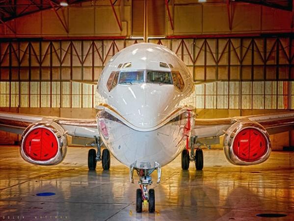 Boeing 737 Intake Plugs
