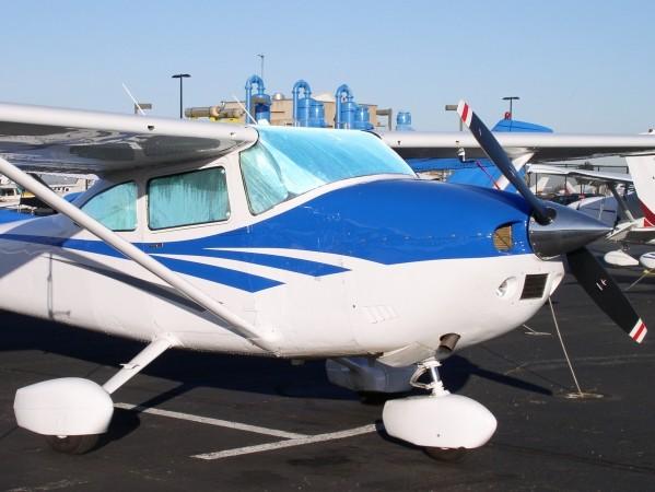Cessna 182 HeatShields set: