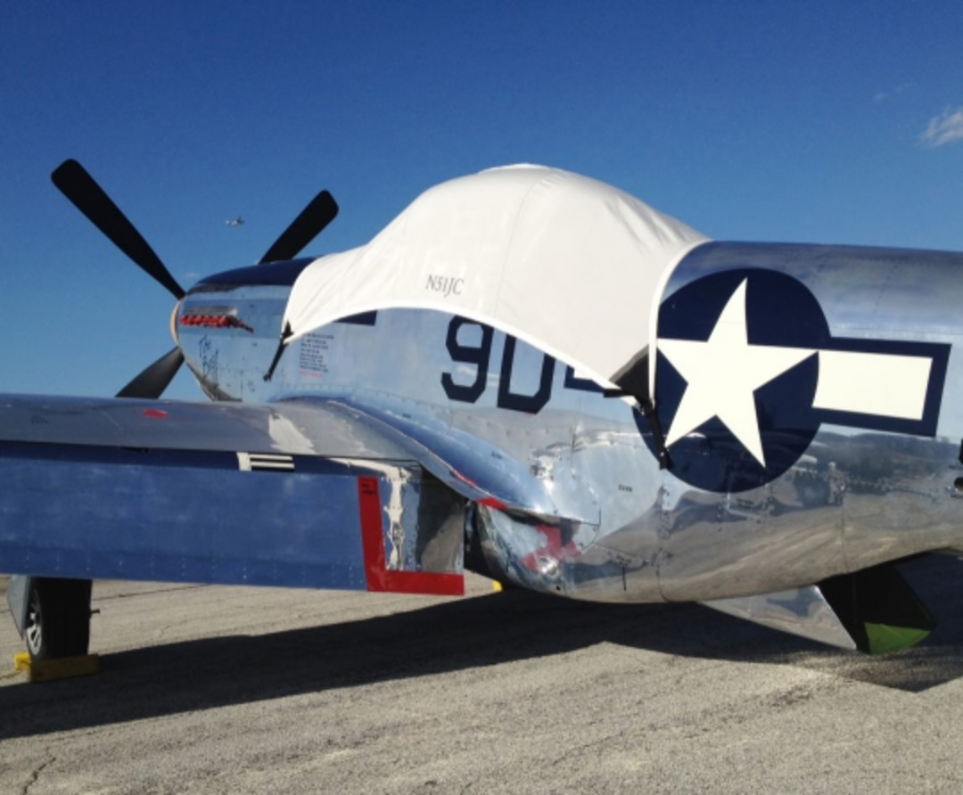 P-51_Canopy_Cover