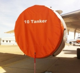 DC-10 Intake Cover: