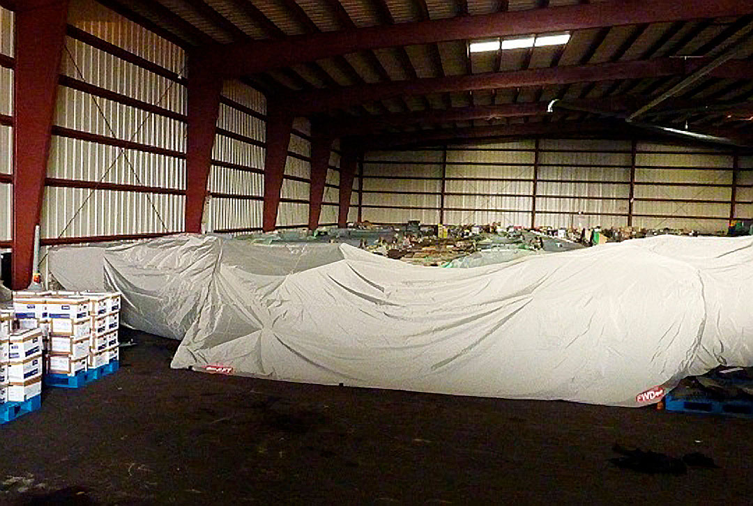 GR-7/9 FULL FUSELAGE COVER , NSN's: 1730-01-600-4557 & 1730-01-600-6757 (single seat shown)
