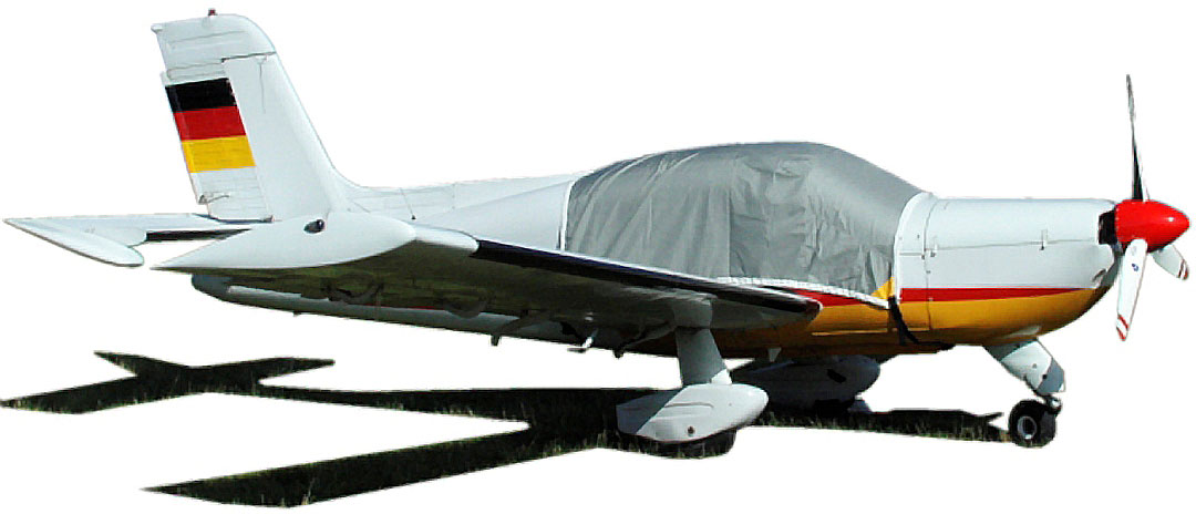 Koliber 150-A Canopy Cover, similar to Rallye shown