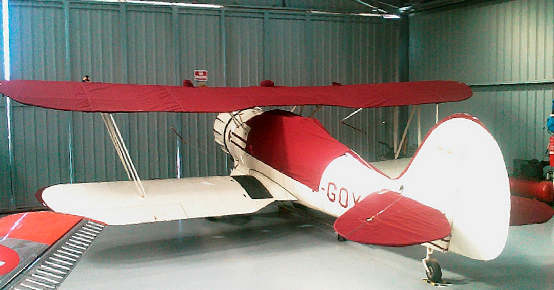 Upper Wing Cover, Horizontal Stabilizer Cover & Canopy Cover