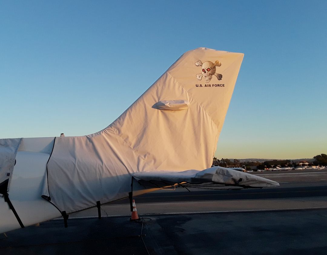 Cessna 421 Empennage Cover