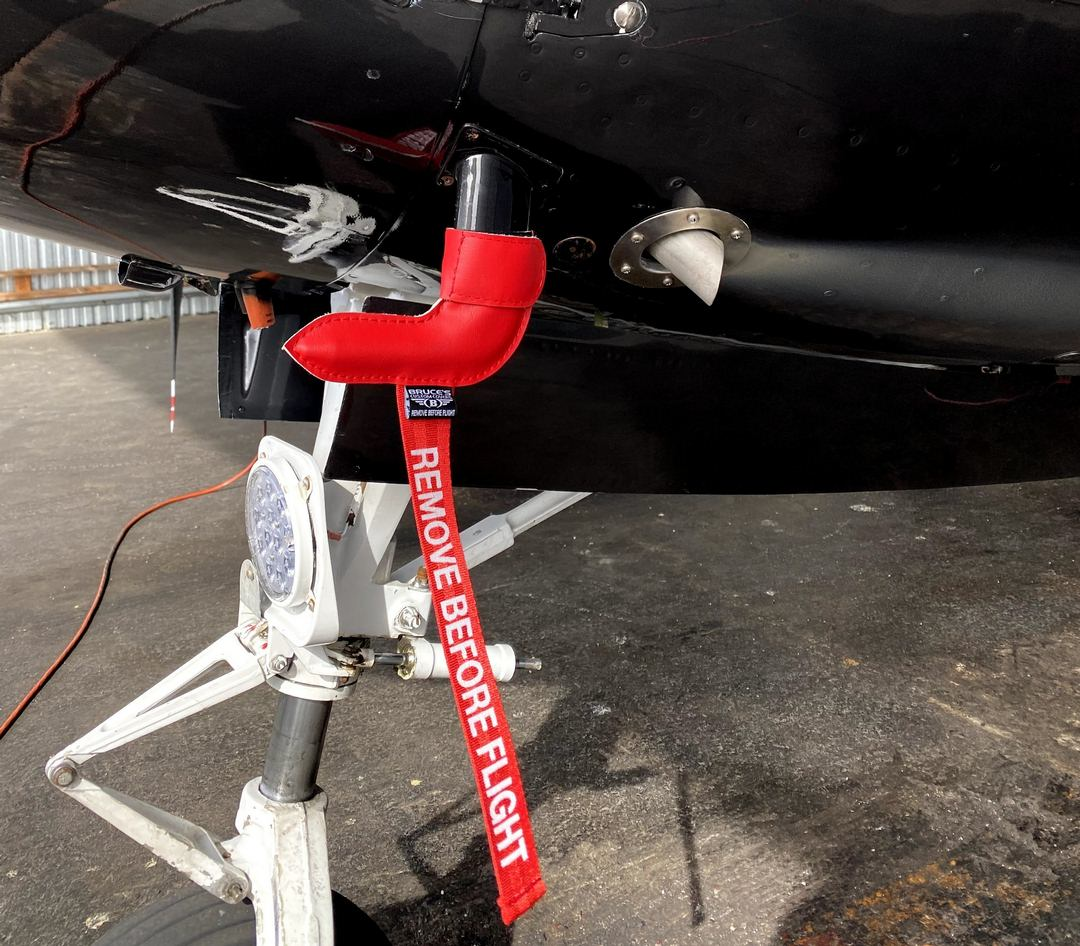 Baron 58 Pitot Cover