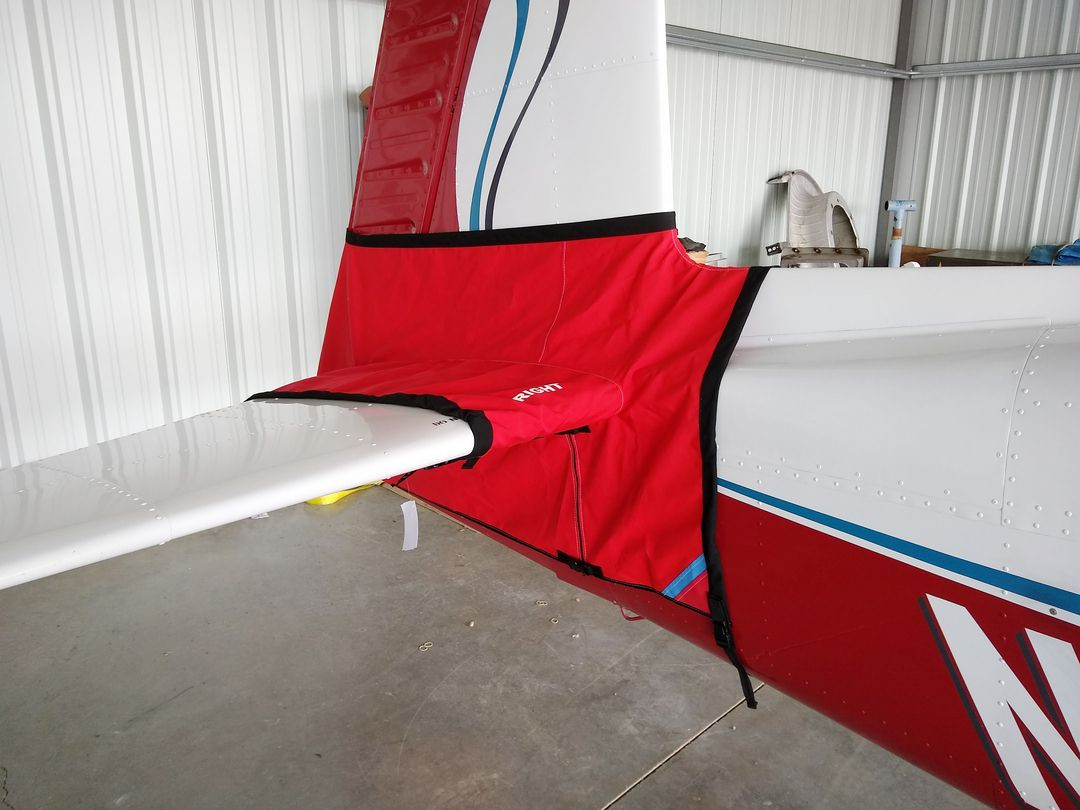 Mooney Tailcone Cover