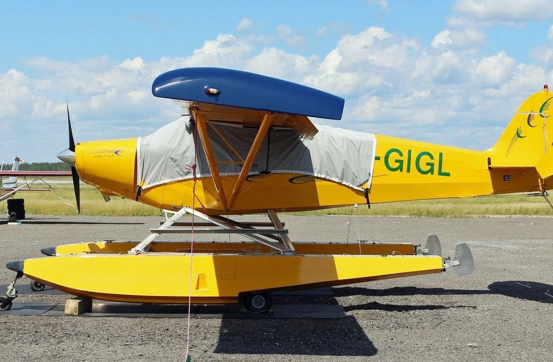 Wag Aero Sportsman 2+2 Canopy Cover