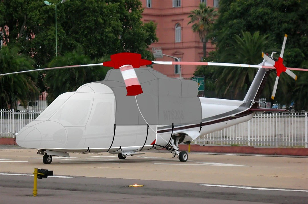 Sikorsky_S76_Full_Covers_set