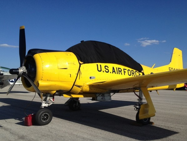 North American T28 Canopy Cover: